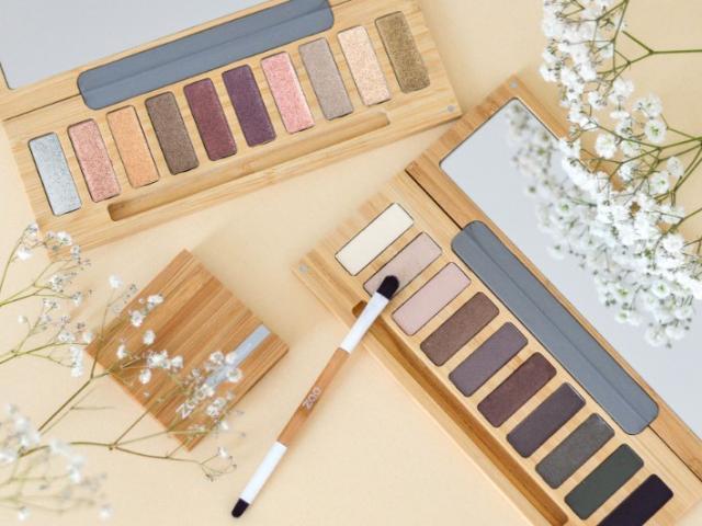 La gamme des produits de maquillage pour les yeux